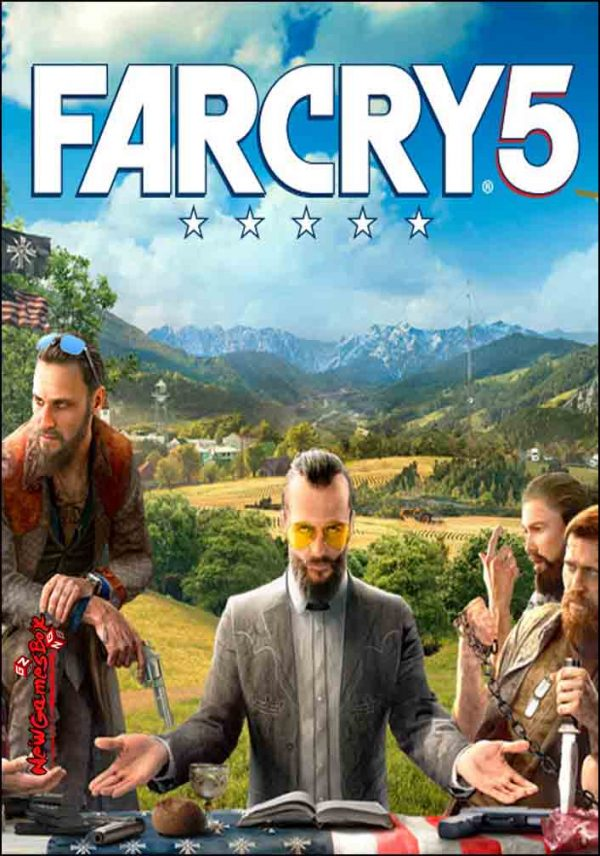 Far Cry 5 Download Free PC
