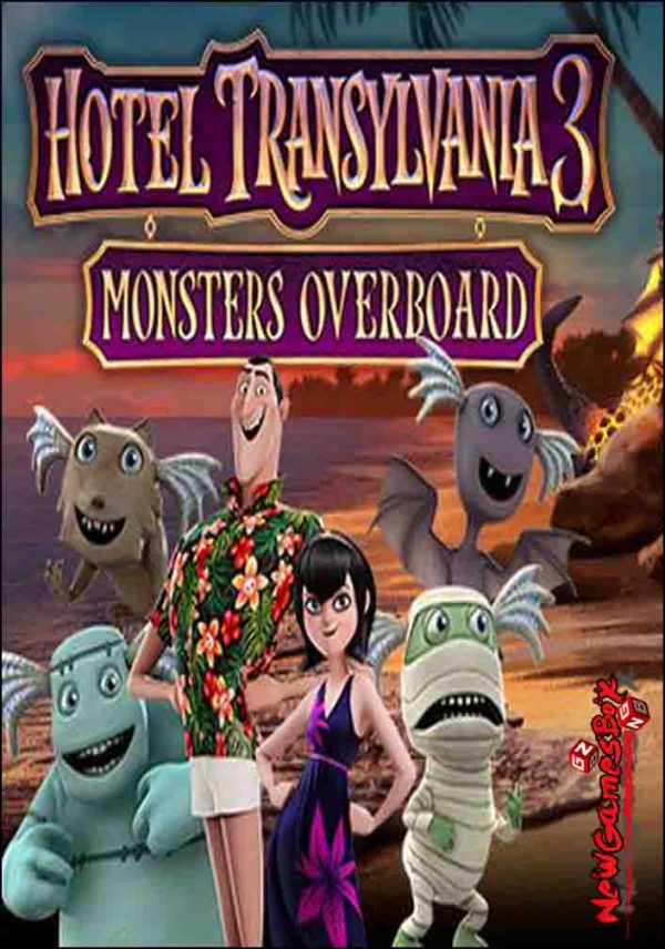 Hotel Transylvania 3 Monsters Overboard Free Download