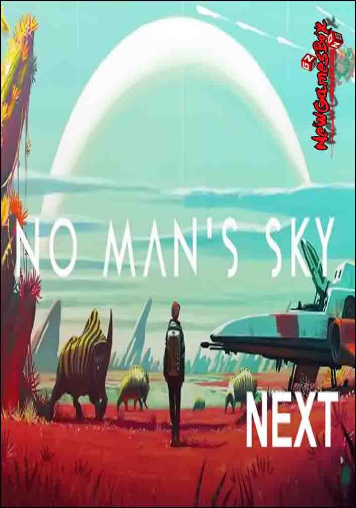 No Mans Sky NEXT Free Download
