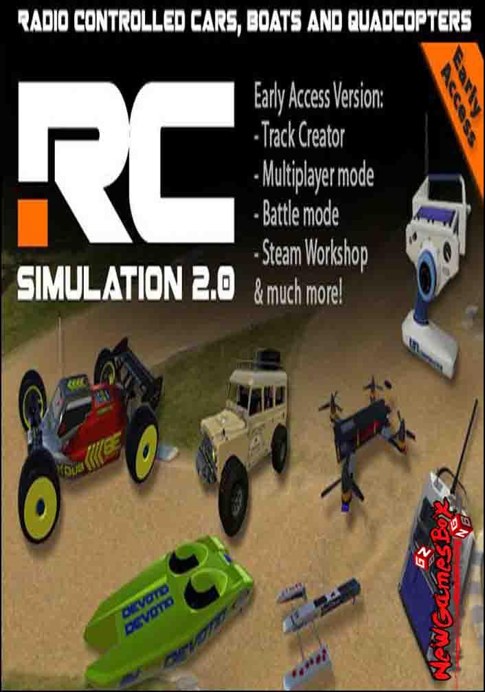 RC Simulation 2 0 Free Download Full Version PC Setup