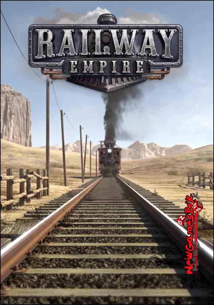 Railway Empire Download PC Game Free Full Version Setup