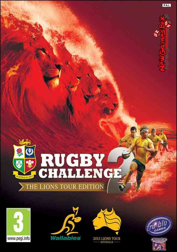 Rugby Challenge 2 Free Download