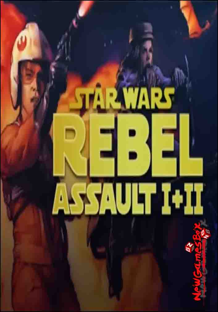 STAR WARS Rebel Assault 1 2 Free Download