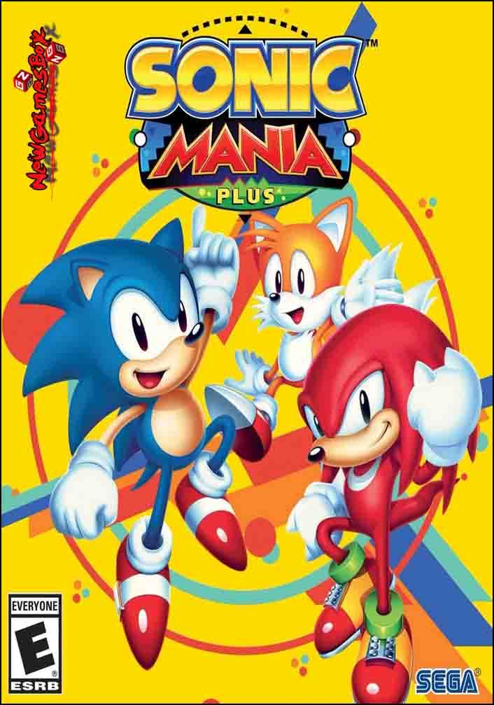 Sonic Mania Plus Download