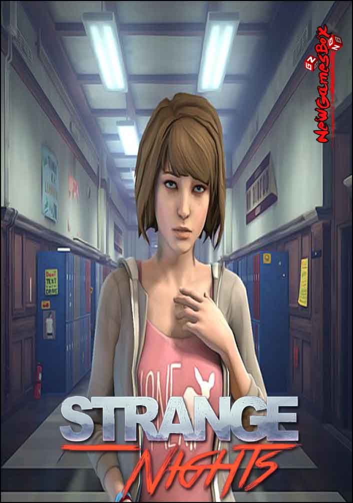 Strange Nights Free Download Full Version PC Game Setup