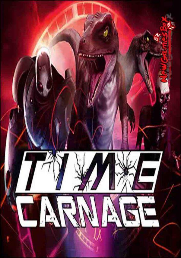 Time Carnage VR Free Download