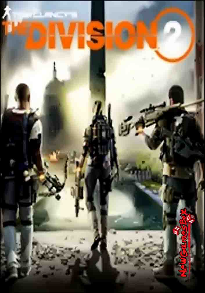Tom Clancys The Division 2 Free Download Full PC Setup