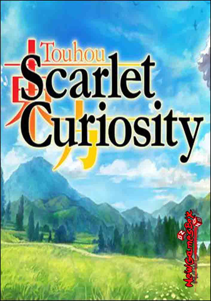 Touhou Scarlet Curiosity Free Download