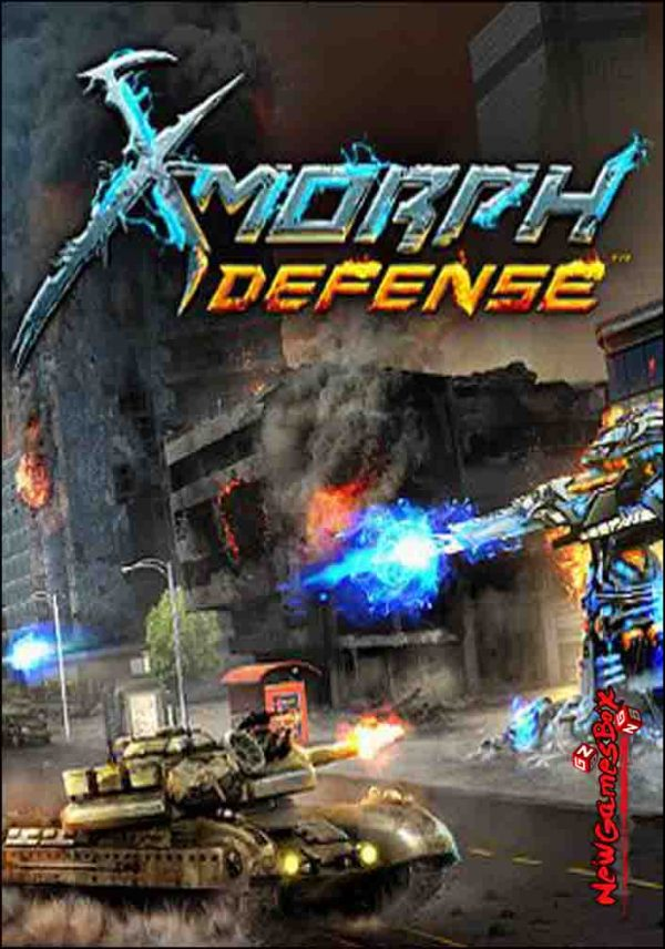 X-Morph Defense Survival Of The Fittest Free Download