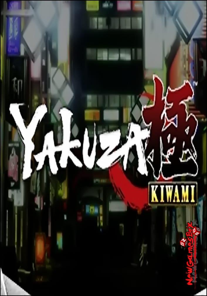 Yakuza Kiwami Free Download