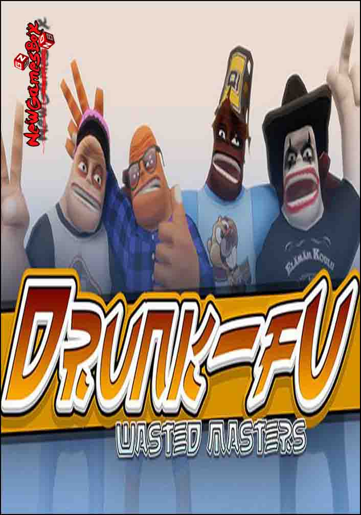 Drunk-Fu Wasted Masters Free Download