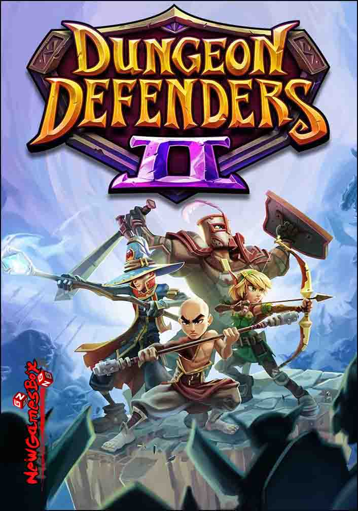 Dungeon Defenders II: Vanguard Pack 2018 pc game Img-3