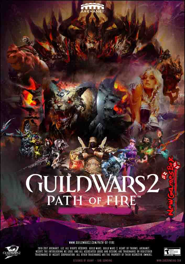 Guild Wars 2 Path Of Fire Free Download