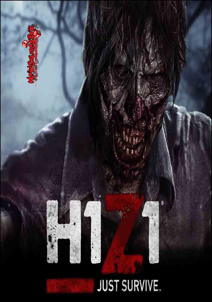 H1Z1 Just Survive Free Download Full Version PC Game Setup
