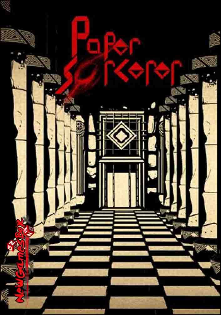 Paper Sorcerer Free Download Full Version PC Game Setup