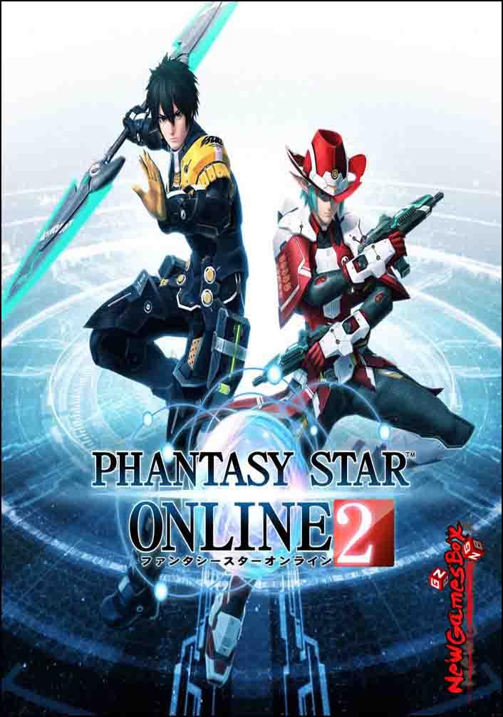 Phantasy Star Online 2 Free Download
