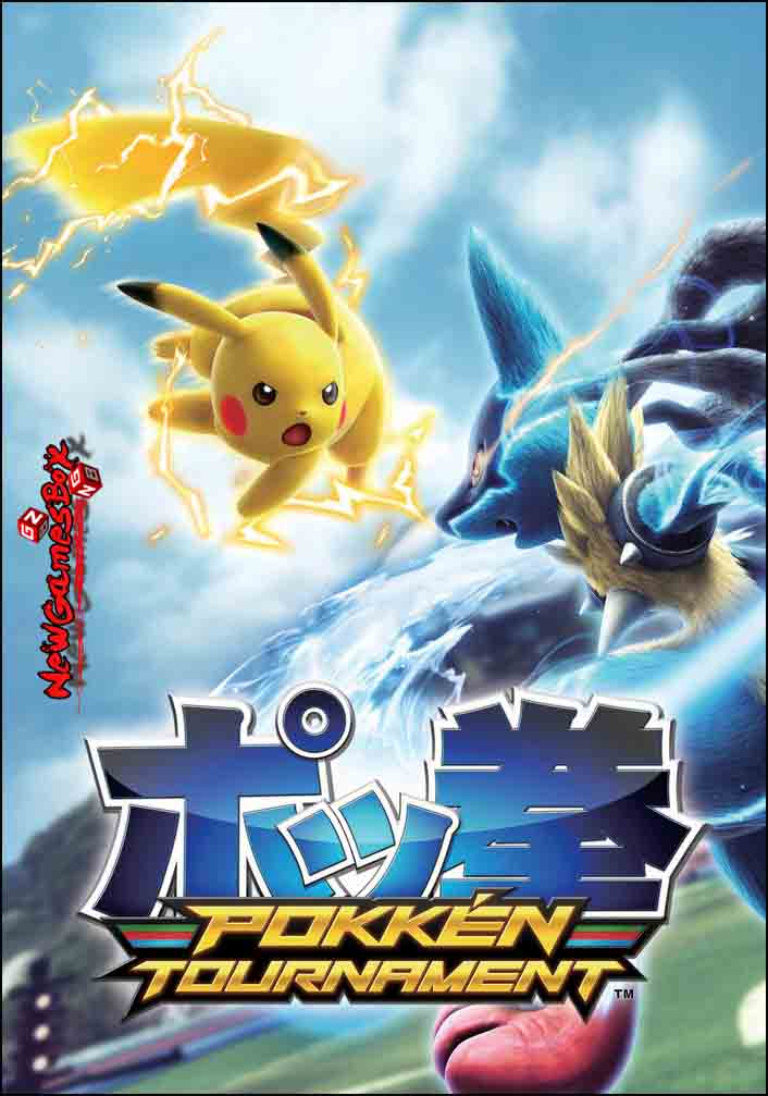 Pokken Tournament Free Download