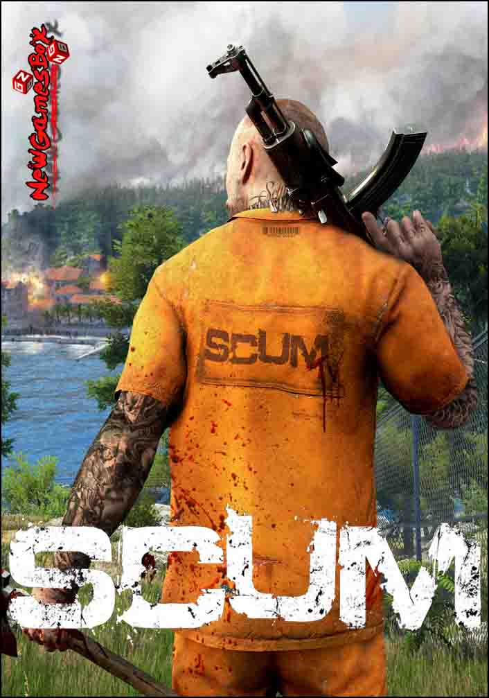 SCUM Free Download