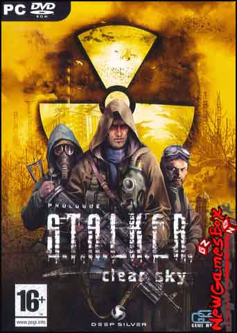 STALKER CLEAR SKY Free Download