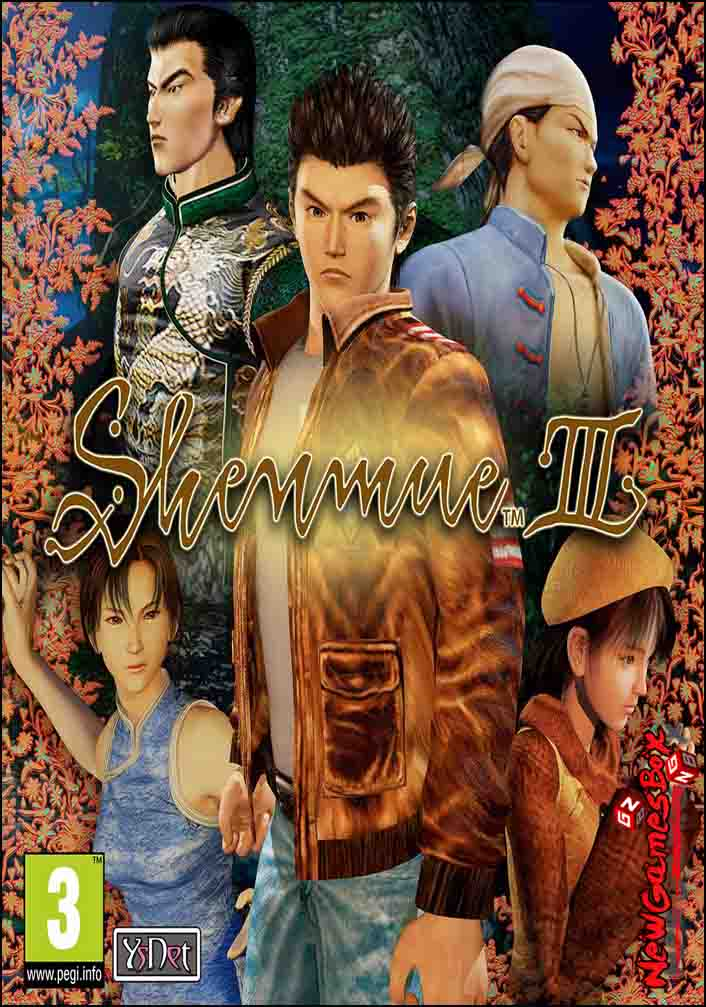 Shenmue 3 Free Download