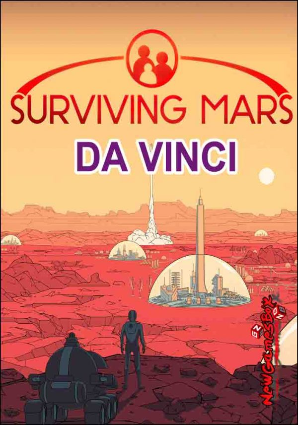 Surviving Mars Da Vinci Free Download