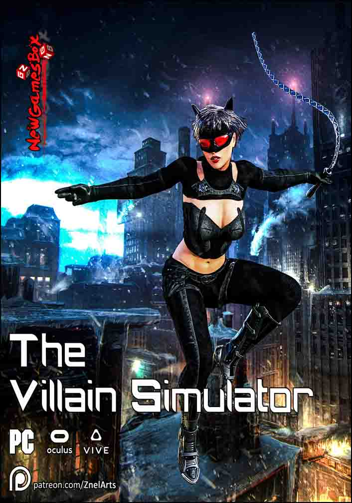 The Villain Simulator Free Download