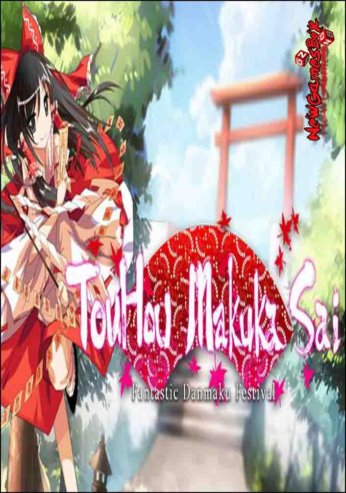 TouHou Makuka Sai Fantastic Danmaku Festival Free Download