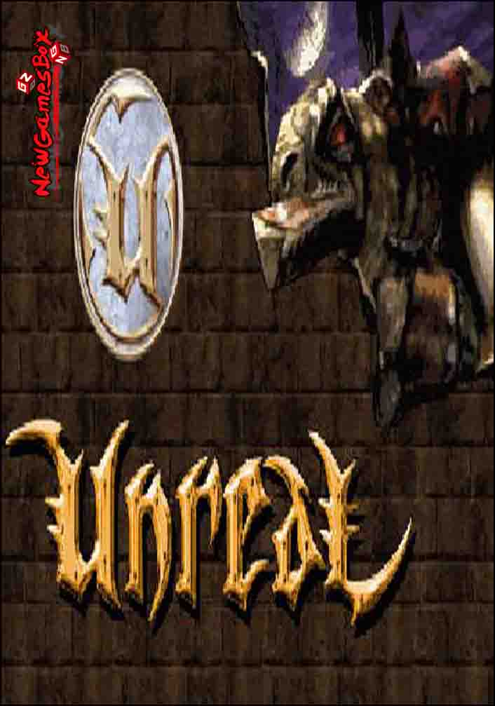 Unreal Gold Free Download Full Version PC Game Setup