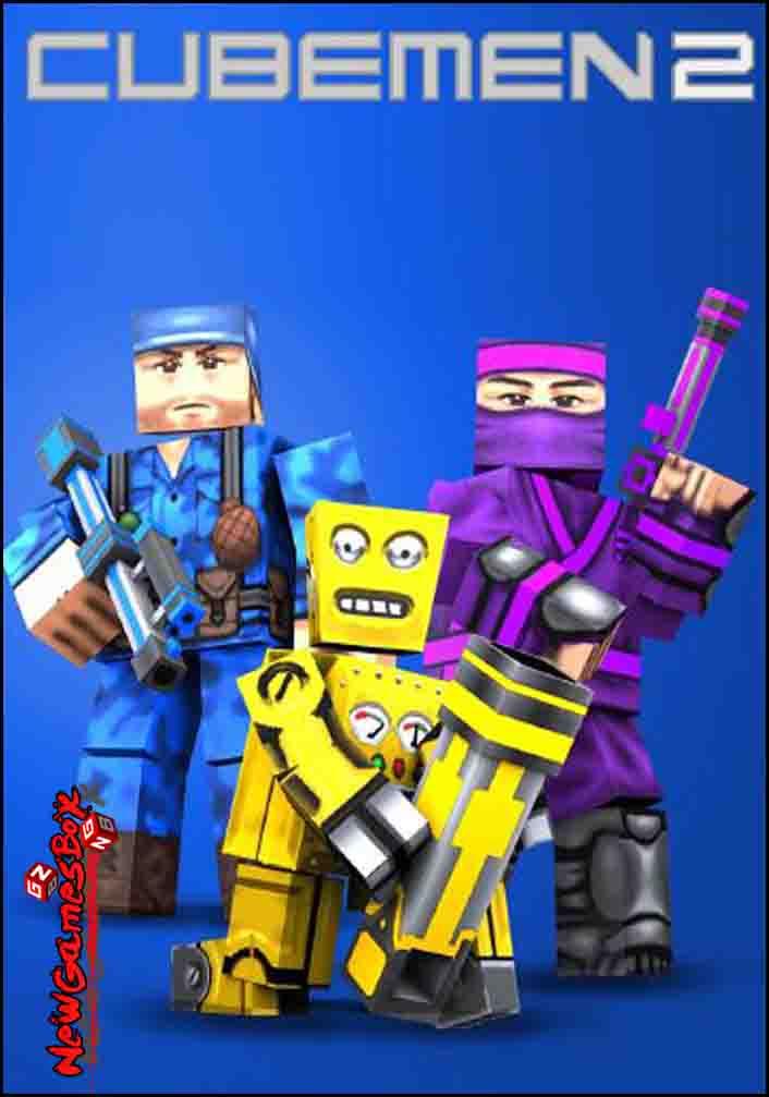 Cubemen 2 Free Download