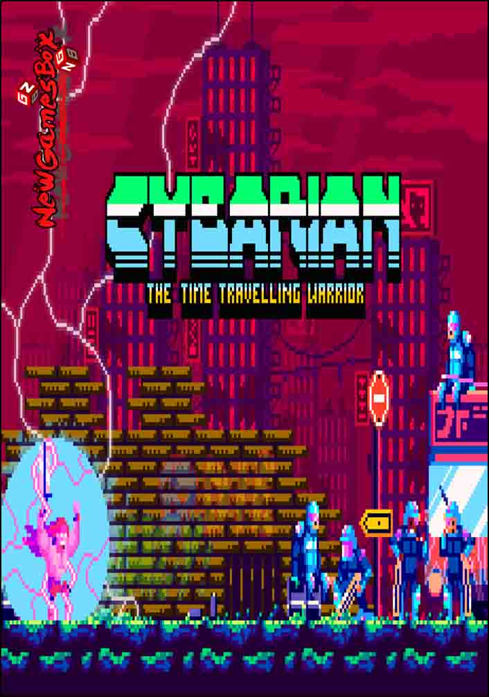 Cybarian The Time Travelling Warrior Free Download