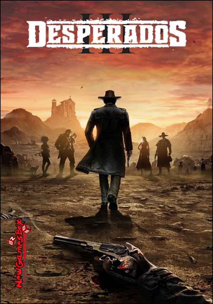 Desperados: wanted dead or alive pc review and full download.