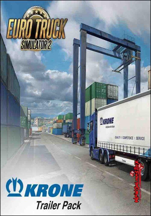 Euro Truck Simulator 2 Krone Trailer Pack Free Download