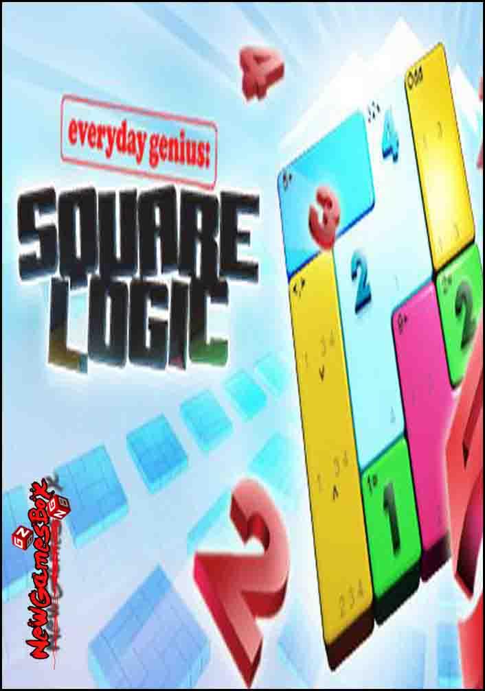 Everyday Genius SquareLogic Free Download
