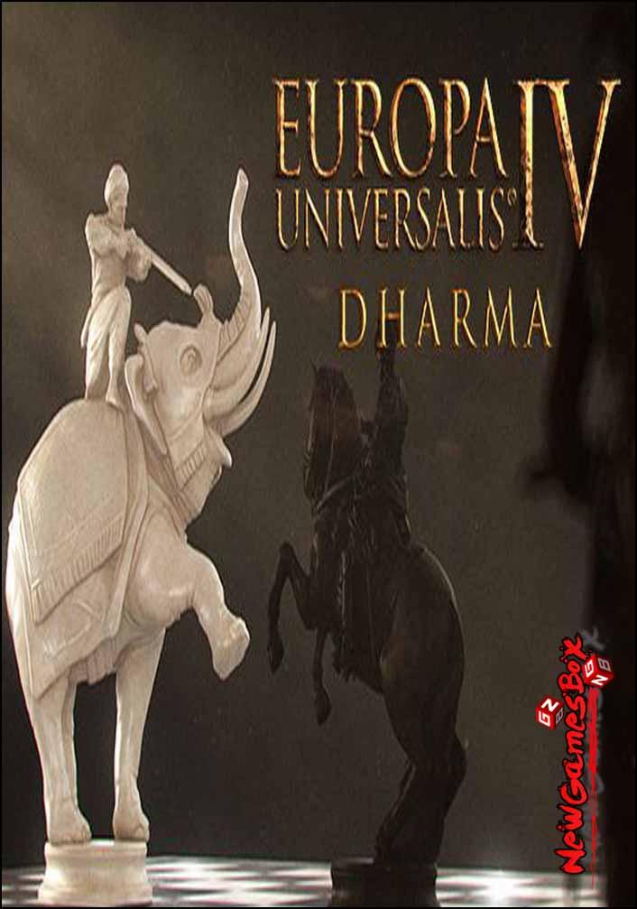 Expansion Europa Universalis IV Dharma Free Download