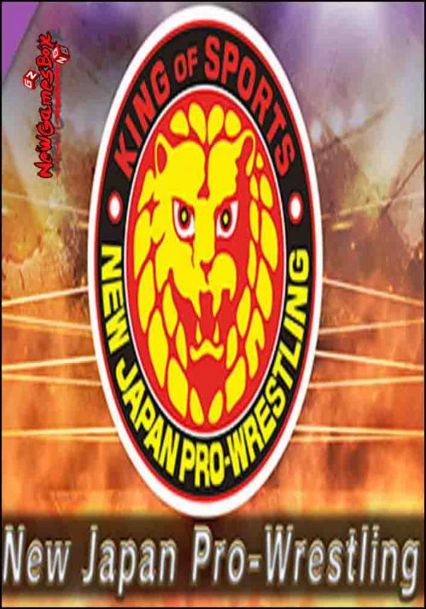 Fire Pro Wrestling World New Japan Pro-Wrestling Collaboration Free Download