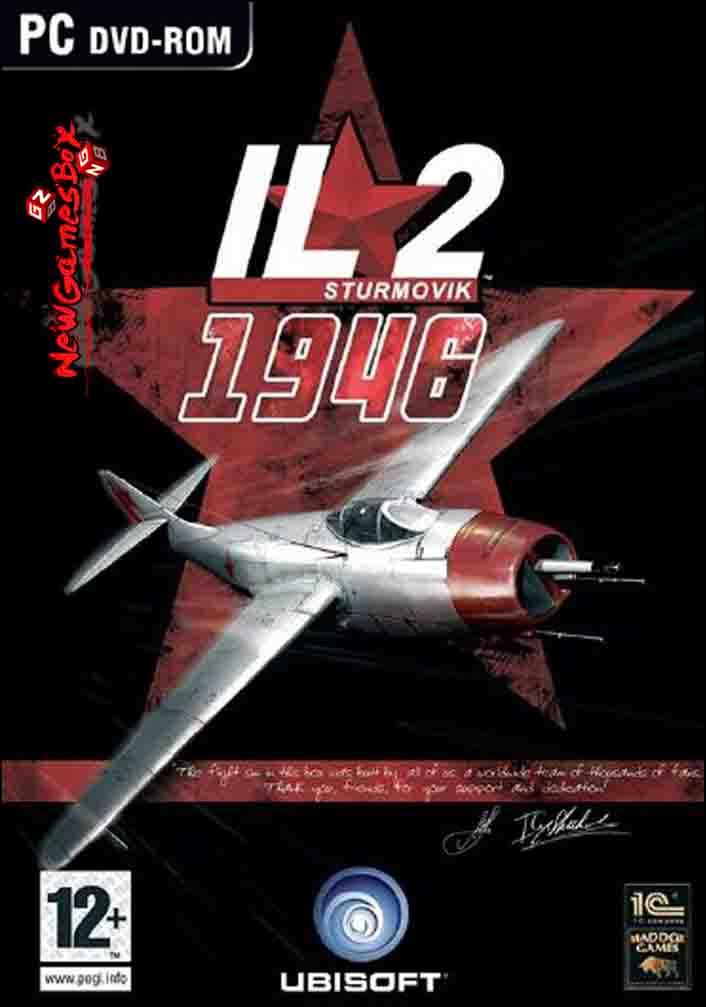 IL-2 Sturmovik 1946 Free Download