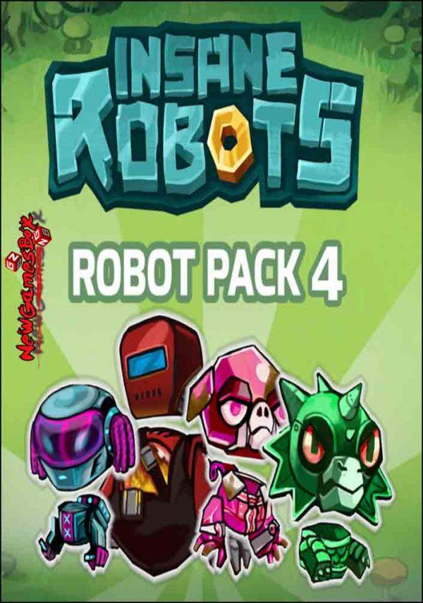 Insane Robots Robot Pack 4 Download