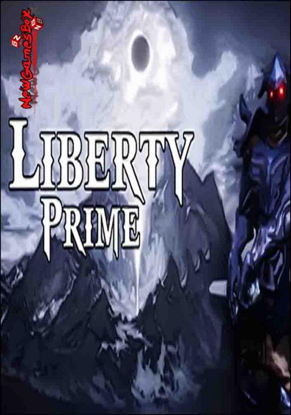 Liberty Prime Free Download