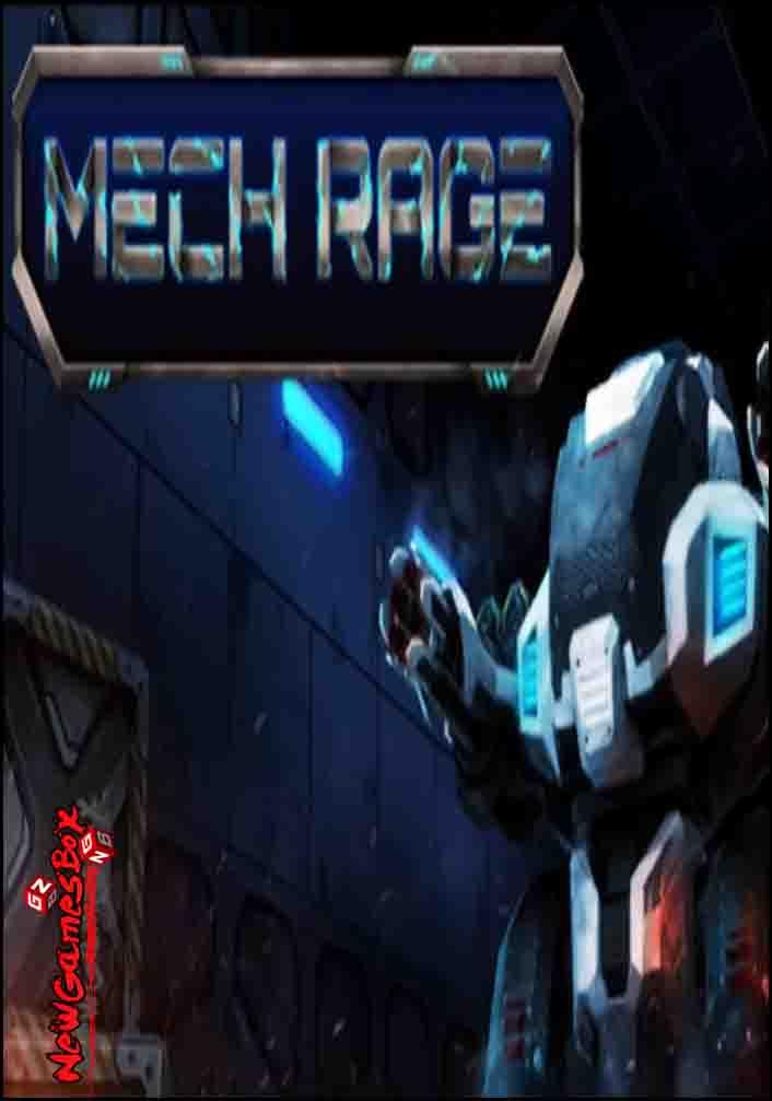 Mech Rage Free Download