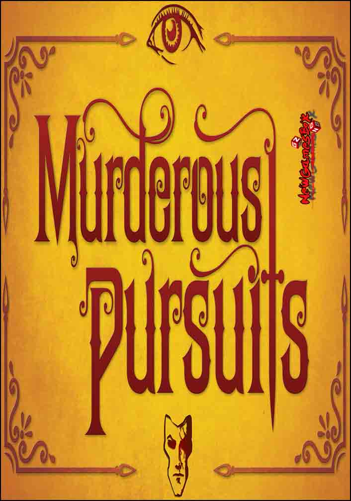 Murderous Pursuits Download PC Game