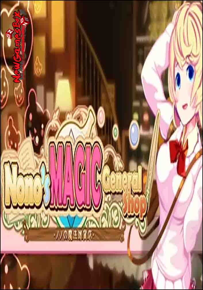 Nonos Magic General Shop Free Download