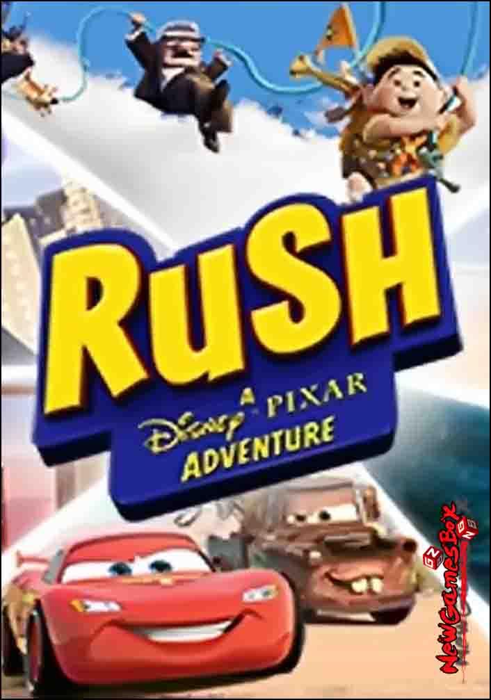 RUSH A Disney PIXAR Adventure Free Download