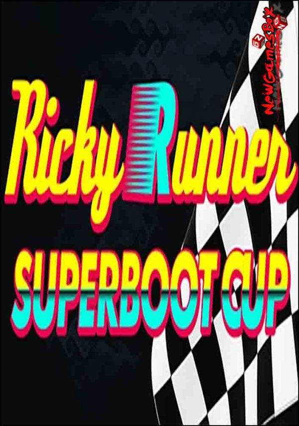 Ricky Runner Superboot Cup Free Download