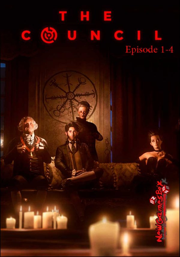 The Council Episode 1-4 Free Download