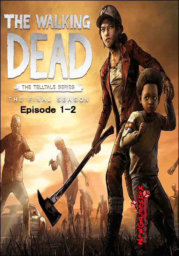 The Walking Dead The Final Season Episode 1-2 Free Download