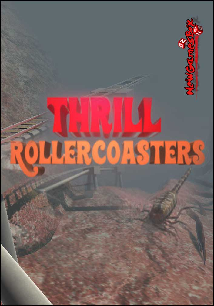 Thrill Rollercoasters Free Download
