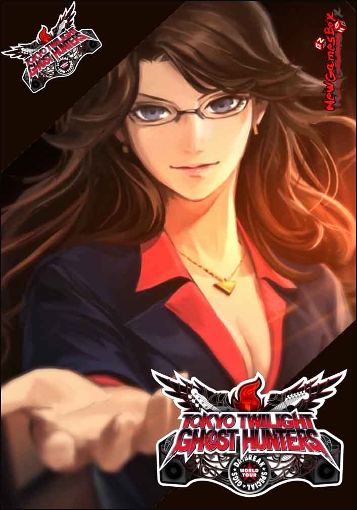 Tokyo Twilight Ghost Hunters Daybreak Special Gigs Free Download