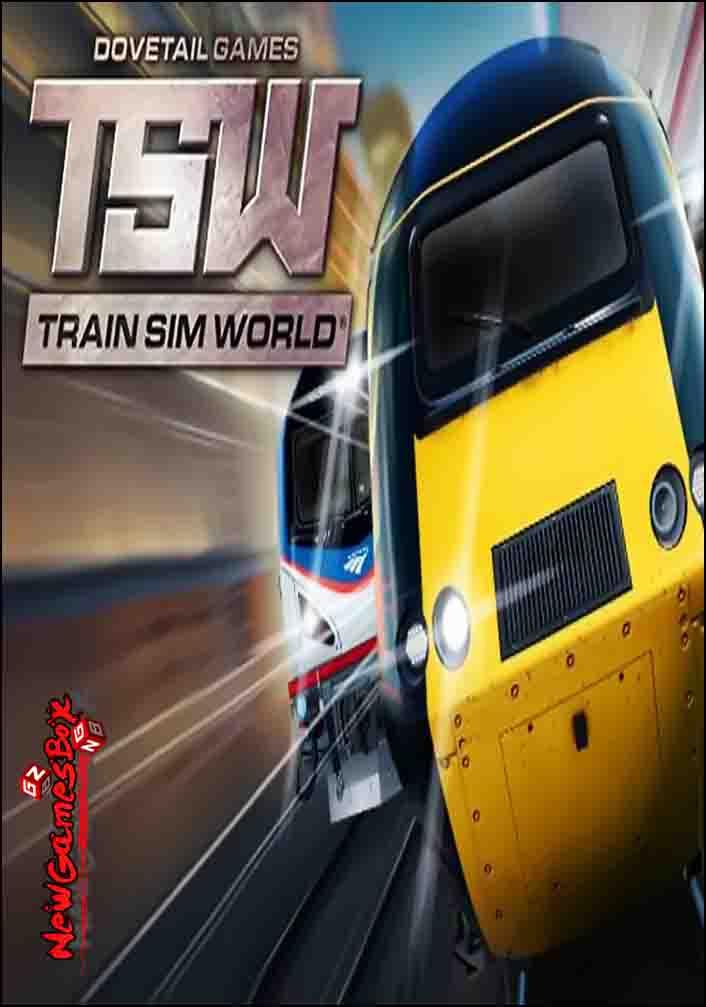 Train Sim World Free Download