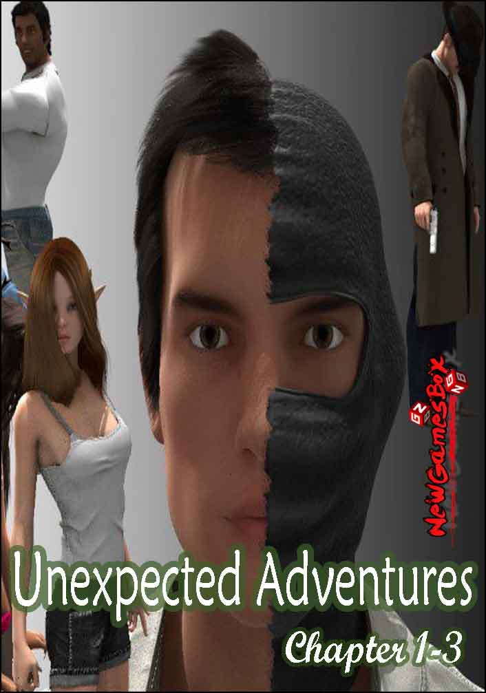 Unexpected Adventures Chapter 1-3 Free Download