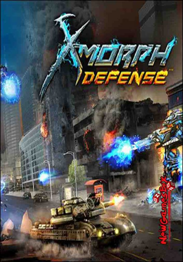 X Morph Defense Last Bastion Free Download